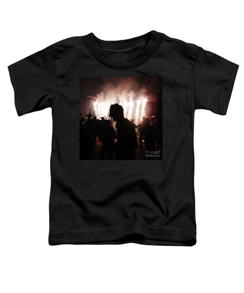 Spark Backlighting Toddler T-Shirt