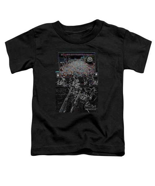 Stugis Motorcycle Rally Toddler T-Shirt