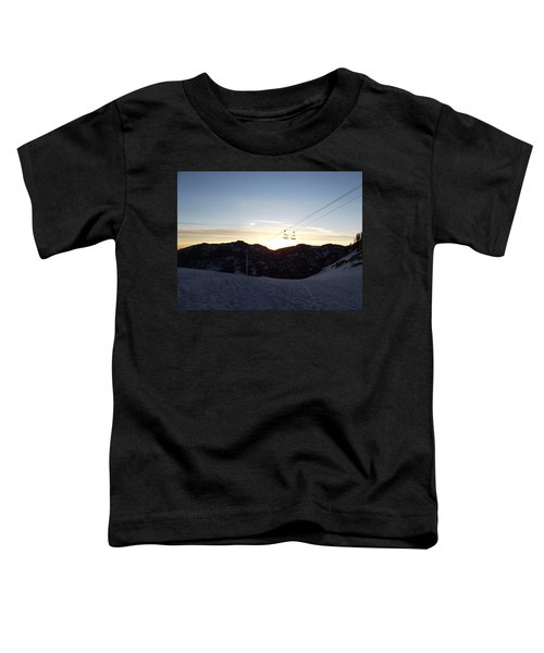 Sugarloaf Sunrise Toddler T-Shirt