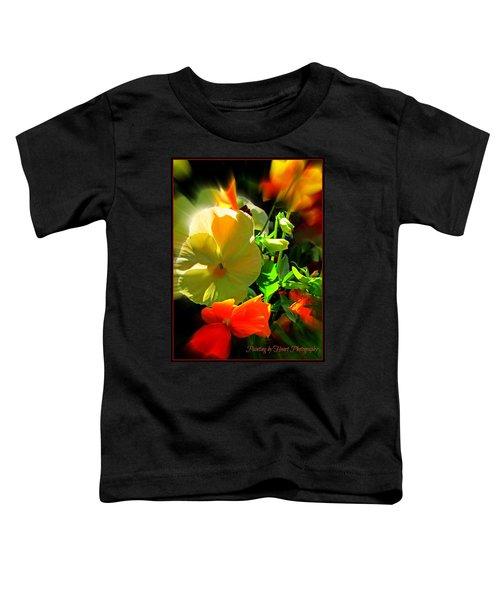 Summer Bloom Toddler T-Shirt