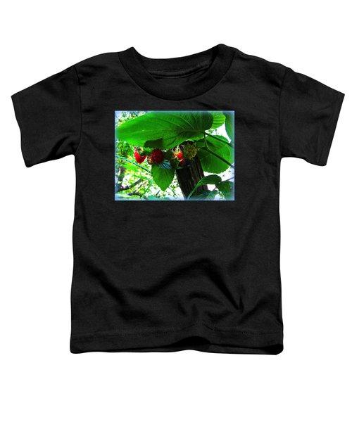 Sweet N Juicy Toddler T-Shirt