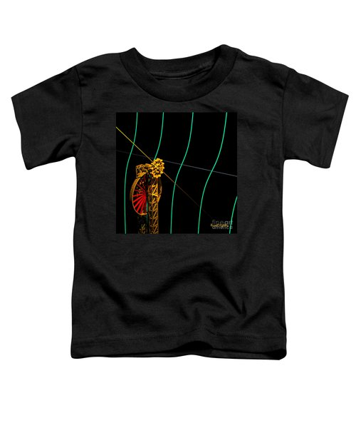 Tangent Graph Math Engine Toddler T-Shirt