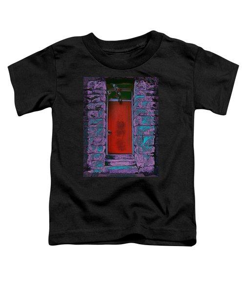 The Red Door Toddler T-Shirt
