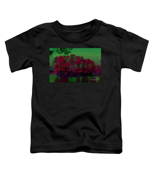 The Red Forest Toddler T-Shirt