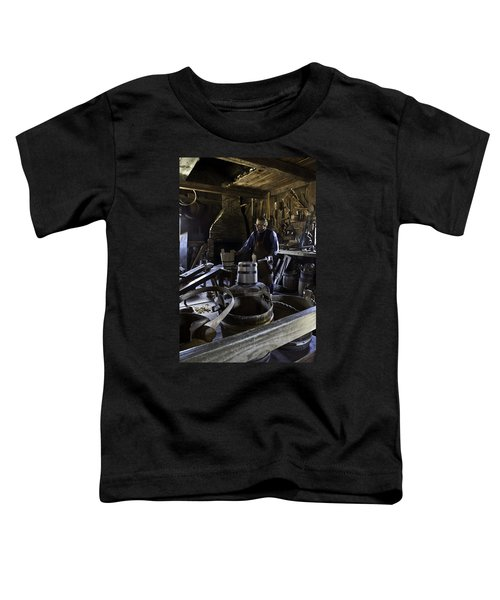 The Way It Used To Be Toddler T-Shirt
