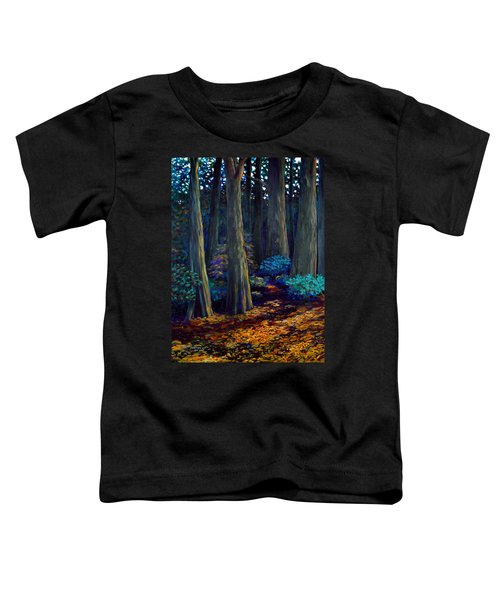 To The Woods Toddler T-Shirt
