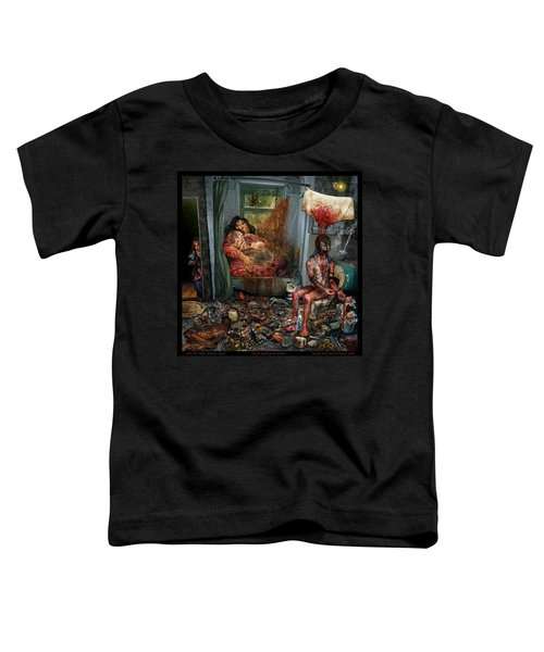 Vile World To View Toddler T-Shirt