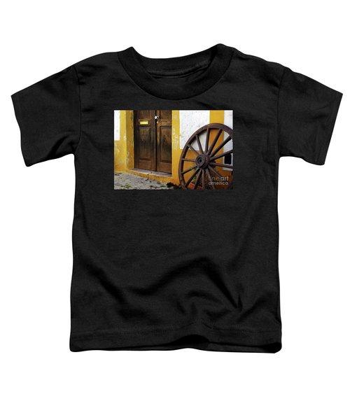 Wagon Wheel Toddler T-Shirt