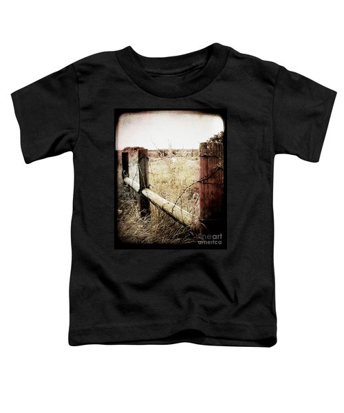 When Time Fades Toddler T-Shirt
