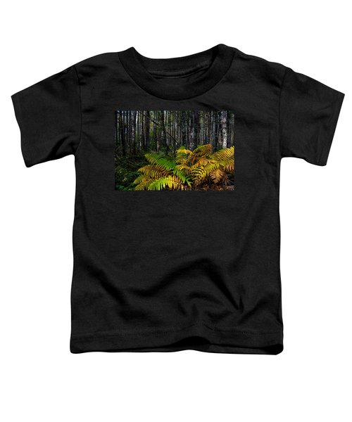 Where The Ferns Grow Toddler T-Shirt