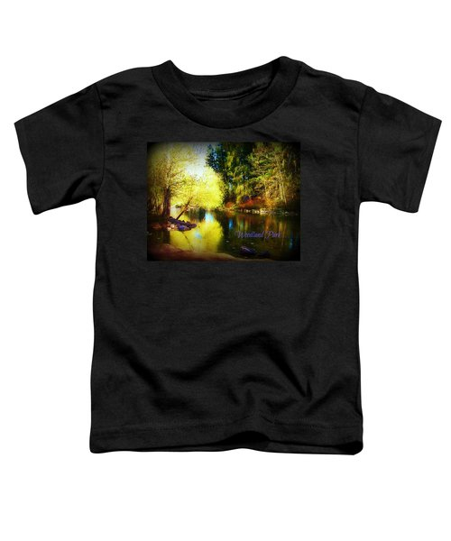 Woodland Park Toddler T-Shirt