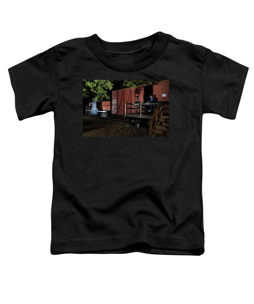 Working On The Railroad 2 Toddler T-Shirt
