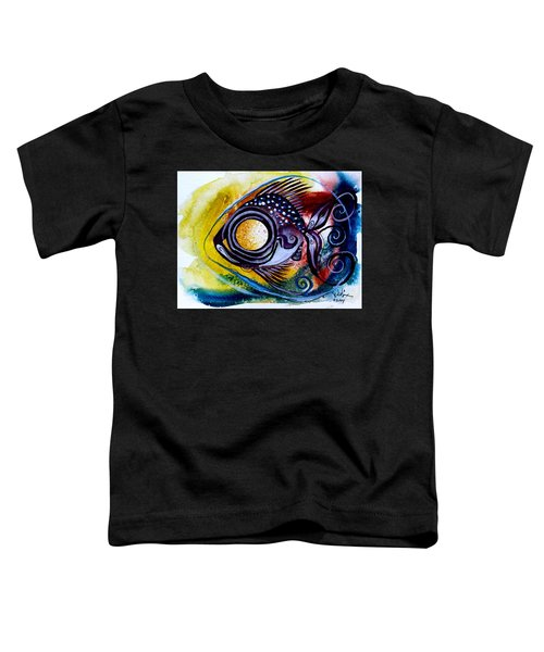 Wtfish 3816 Toddler T-Shirt