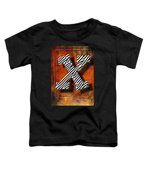 X Toddler T-Shirt