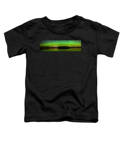 Aurora Over The Beauly Firth Toddler T-Shirt