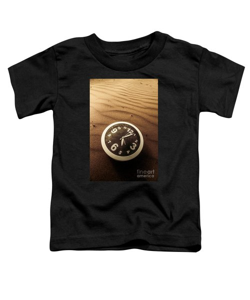 In Waves Of Lost Time Toddler T-Shirt