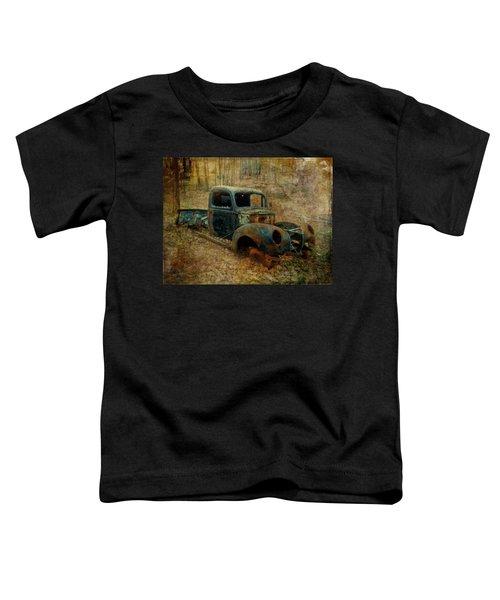 Resurrection Vintage Truck Toddler T-Shirt
