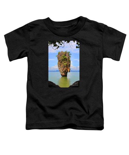 007 Island Toddler T-Shirt