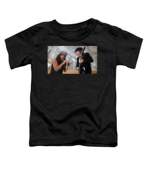 Ac/dc Toddler T-Shirt