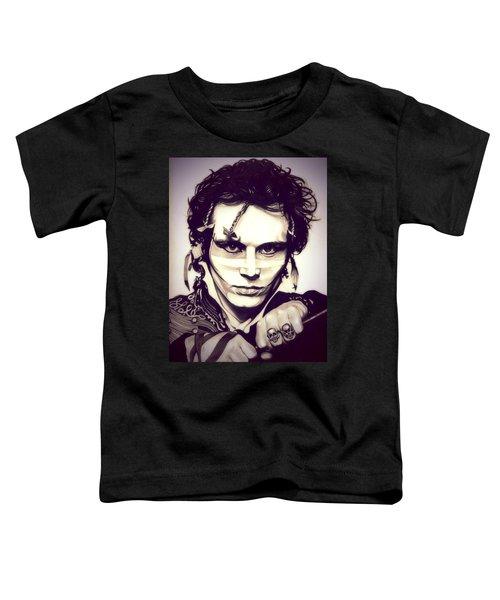 Adam Ant Toddler T-Shirt