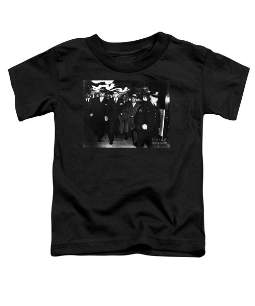 Alphonse Capone (1899-1947) Toddler T-Shirt