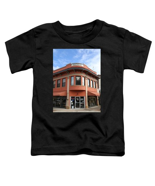Architecture Toddler T-Shirt