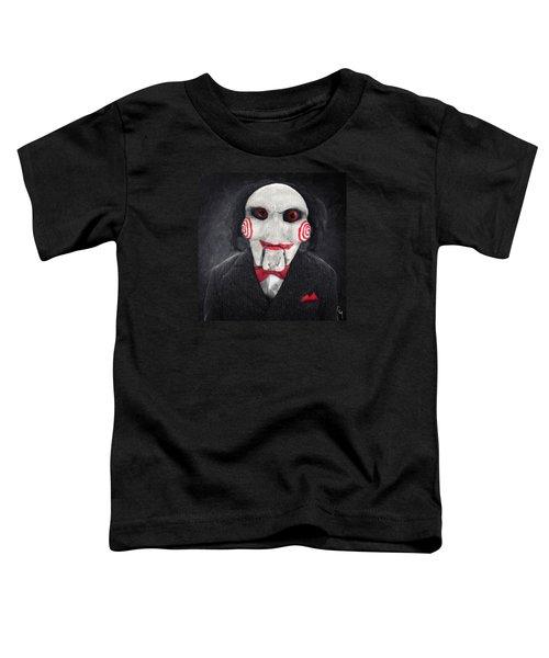 Billy The Puppet Toddler T-Shirt