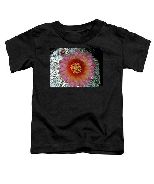 Cactus Flower 5 Toddler T-Shirt