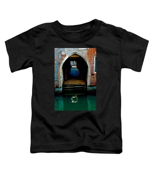 Canal Entrance Toddler T-Shirt