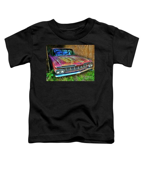 Classic Chevy Toddler T-Shirt