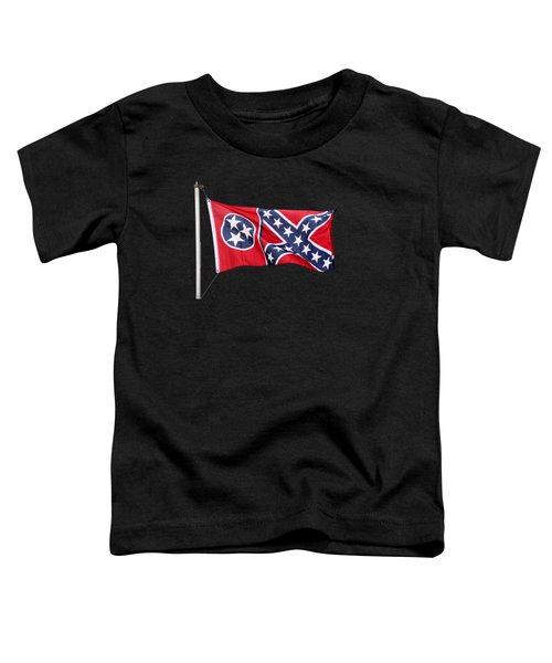 Confederate-flag Toddler T-Shirt