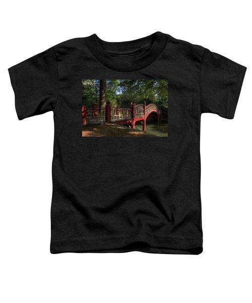 Crim Dell Bridge Toddler T-Shirt