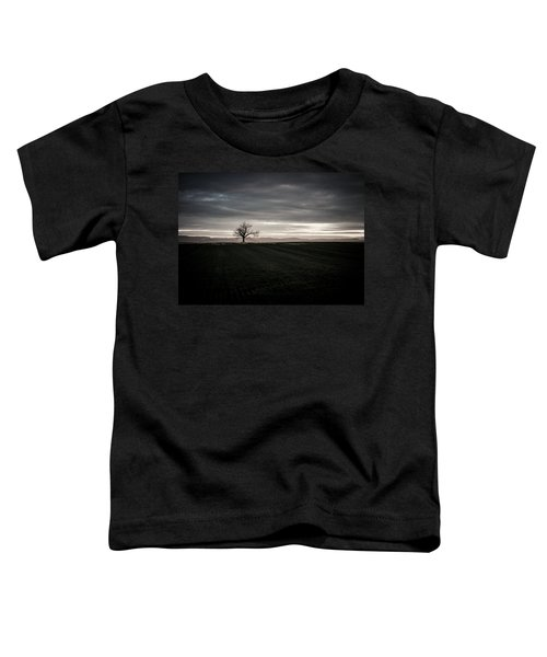 Dark And Light Toddler T-Shirt