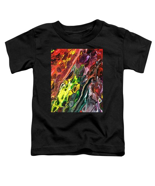Detail Of Auto Body Paint Technician 2 Toddler T-Shirt