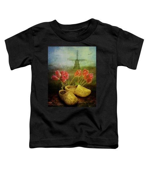 Dutch Heritage Toddler T-Shirt