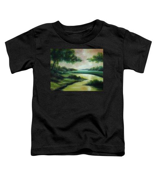 Emerald Forest Toddler T-Shirt
