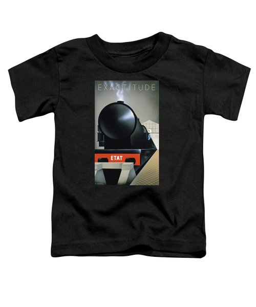Exactitude Toddler T-Shirt