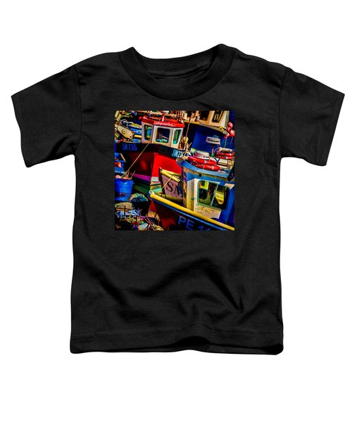Fishing Fleet Toddler T-Shirt