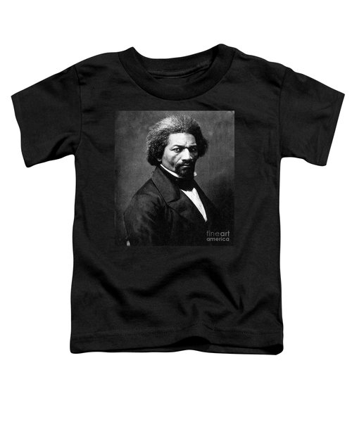 Frederick Douglass Toddler T-Shirt