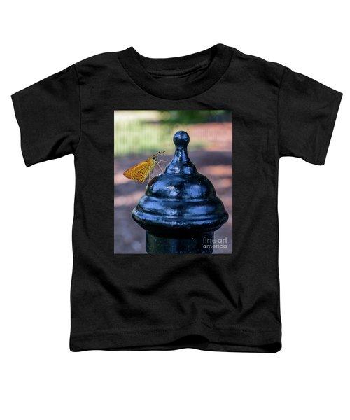 Golden Moth Toddler T-Shirt