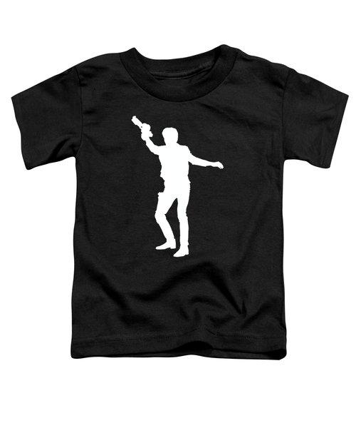 Han Solo Star Wars Tee Toddler T-Shirt