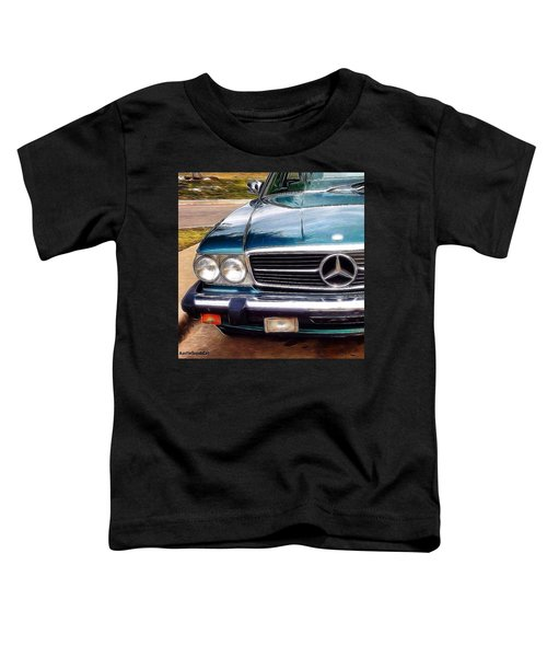 I Love #vintage #cars (and Jewelry Too) Toddler T-Shirt
