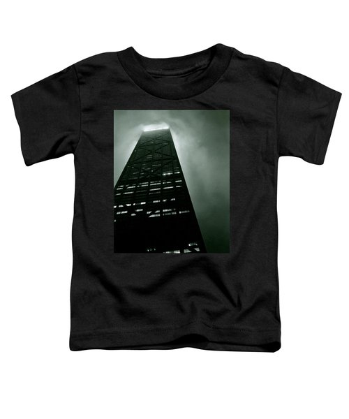 John Hancock Building - Chicago Illinois Toddler T-Shirt