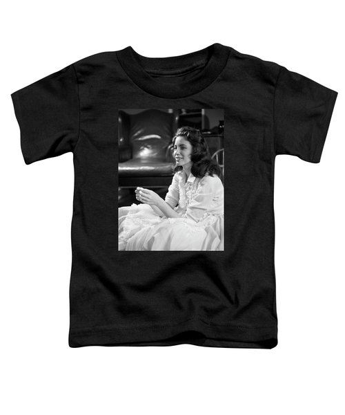 June Carter, 1956 Toddler T-Shirt by The Harrington Collection