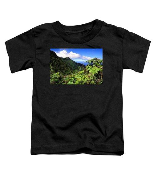 Koolau Summit Trail Toddler T-Shirt