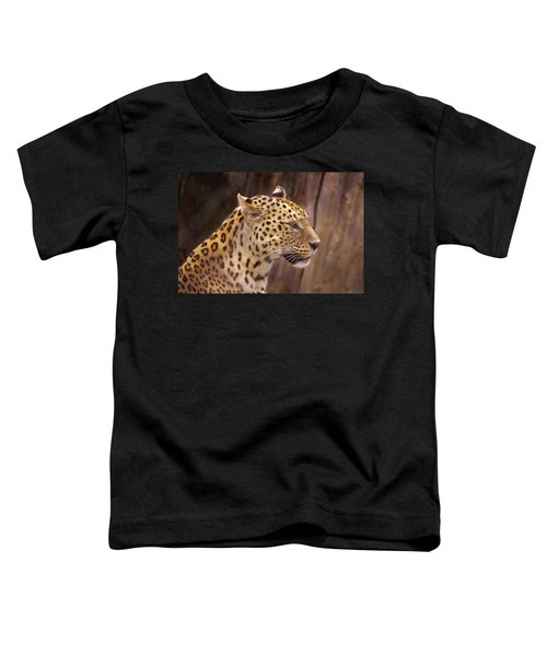 Leopard Toddler T-Shirt