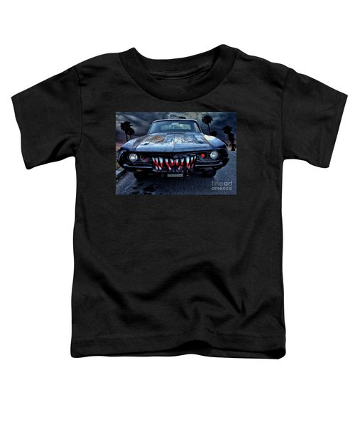 Mean Streets Of Belmont Heights Toddler T-Shirt
