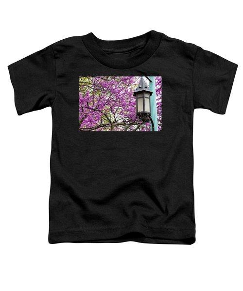 Michigan State University Spring 7 Toddler T-Shirt by John McGraw