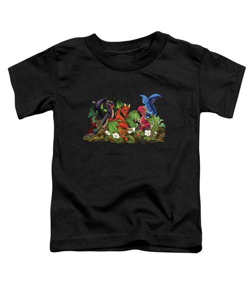 Mixed Berries Dragons T-shirt Toddler T-Shirt