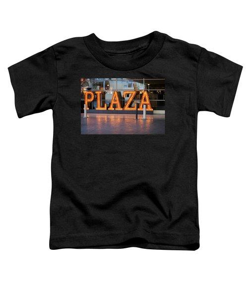 Neon Plaza Toddler T-Shirt